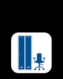 Betriebs-, Geschäfts- & Sanitätsraumausstattung