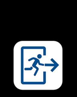 Schilder ISO 7010