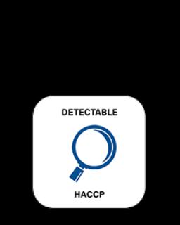 Detektierbar (Detect)