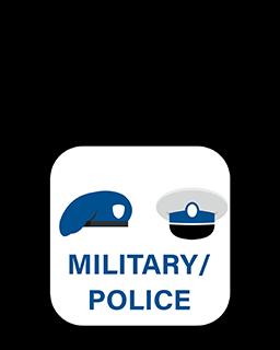 Militär/Polizei/SEK